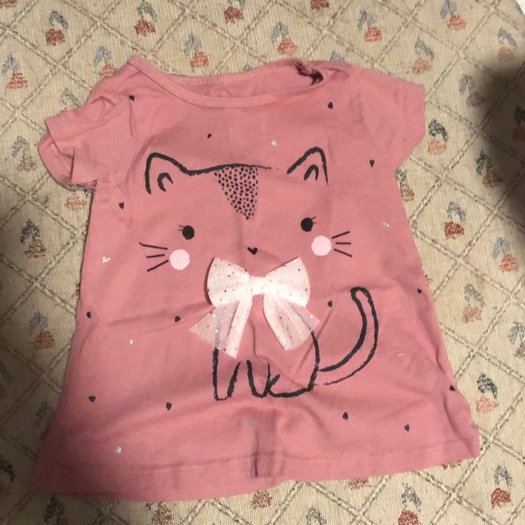First Impressions Other - First Impression Kitty Shirt
